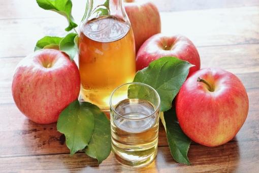 リンゴ酢について